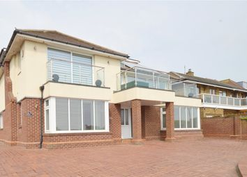 Thumbnail 3 bed flat for sale in Thorpe Esplanade, Thorpe Bay, Essex