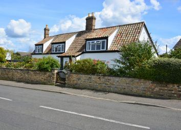 Thumbnail 5 bed detached house for sale in Silver Street, Burwelll, Cambridge