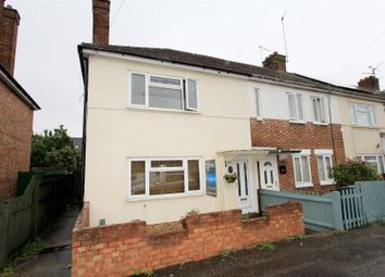 Thumbnail 3 bed end terrace house for sale in Fane Road, Walton, Peterborough