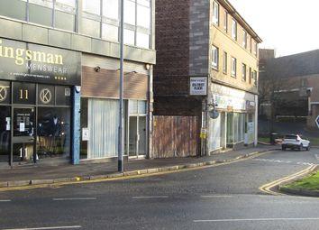 Retail premises to let in Cockburn Street, Falkirk FK1