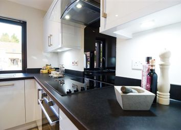 Thumbnail 3 bed terraced house for sale in Merlion Homes, Norton Heights, Lovedean, Waterlooville, Hampshire