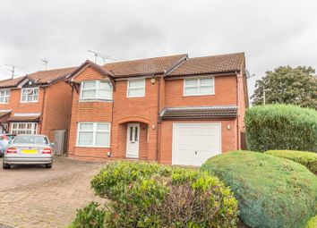 Thumbnail 5 bedroom detached house for sale in Chatteris Way, Lower Earley, Reading