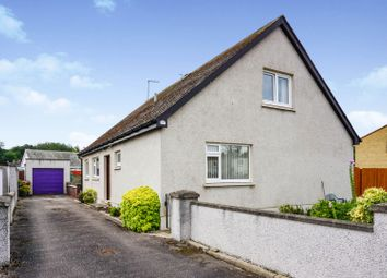 Thumbnail 4 bed detached house for sale in Varis Road, Forres