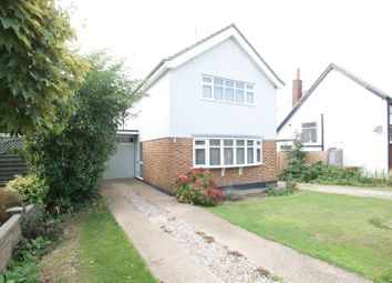 Thumbnail 3 bed detached house for sale in Kingswood Crescent, Rayleigh