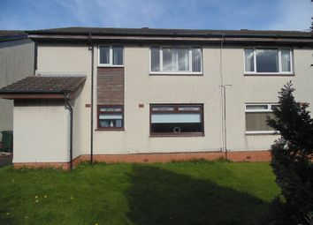 Thumbnail 2 bed flat for sale in Holly Grove, Bellshill