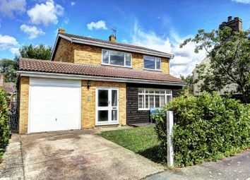 Thumbnail 4 bed detached house for sale in Watsons Lane, Little Thetford, Ely