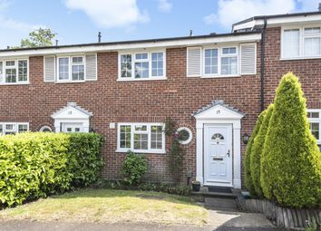 Thumbnail 3 bed terraced house for sale in Cavenham Close, Woking