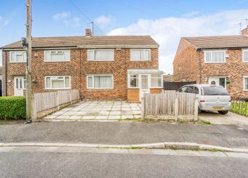 Thumbnail 3 bedroom semi-detached house for sale in Byron Close, Prenton