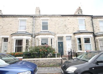 Thumbnail 3 bed terraced house for sale in Alma Terrace, York
