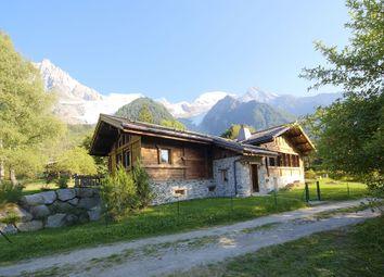 Thumbnail 4 bed chalet for sale in Chamonix, Haute-Savoie, Rhône-Alpes, France