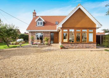 Thumbnail 2 bedroom detached bungalow for sale in Mill Lane, Swaffham