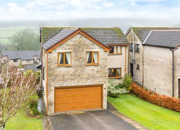Thumbnail 4 bed detached house for sale in Harewell Close, Glasshouses, Harrogate, North Yorkshire
