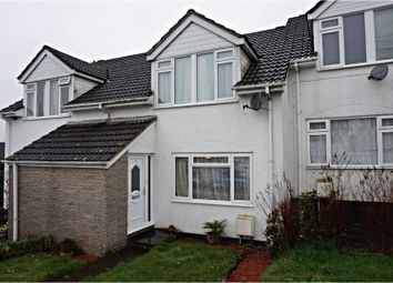 Thumbnail 3 bed terraced house for sale in River Valley Road, Newton Abbot