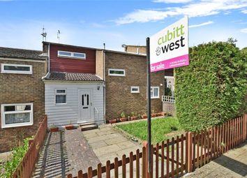 3 bed terraced house for sale in Rowfield, Edenbridge, Kent TN8