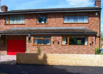 Thumbnail 4 bed detached house for sale in Oakfield Road, Alderley Edge, Cheshire