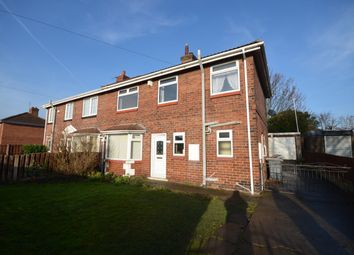 Thumbnail 3 bed semi-detached house for sale in Houghton Road, Thurnscoe