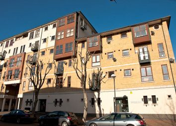 Thumbnail 1 bed flat for sale in Wesley Avenue, London