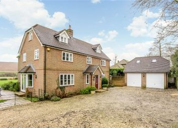 Thumbnail 5 bedroom detached house for sale in Collingbourne Kingston, Marlborough, Wiltshire