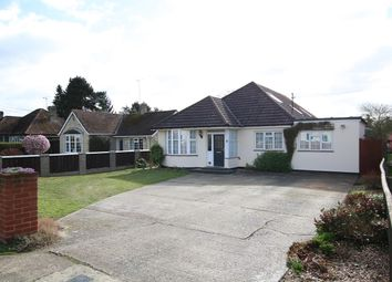 Thumbnail 5 bed detached bungalow for sale in The Crescent, Barham, Ipswich, Suffolk