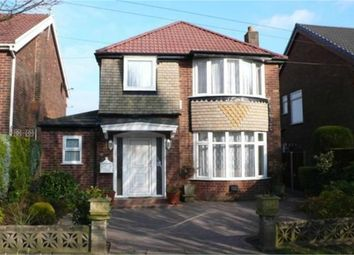 Thumbnail 3 bed detached house for sale in Manchester Road, Bury, Lancashire