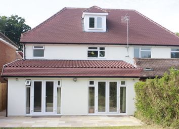 Thumbnail 6 bed semi-detached house to rent in Beech Grove, Guildford