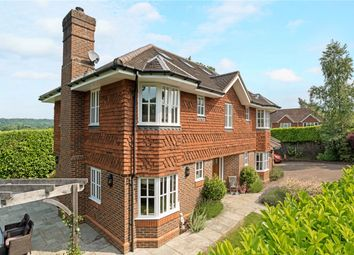 Thumbnail 5 bed detached house to rent in Courts Hill Road, Haslemere