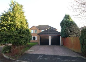 4 bed detached house for sale in Pear Tree Close, Lutterworth LE17