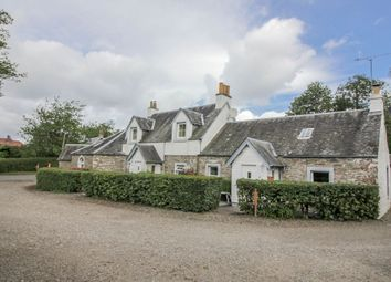 Thumbnail 3 bed cottage for sale in Tiree Cottage, Dykehead, Port Of Menteith