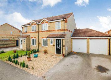Thumbnail 3 bed semi-detached house for sale in Wymondham, Monkston, Milton Keynes, Bucks
