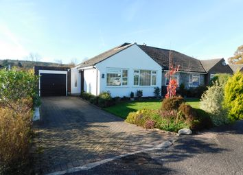 Thumbnail 3 bed semi-detached bungalow for sale in Meadow Bank, Kilmington, Axminster