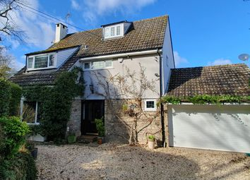Thumbnail 4 bed detached house for sale in Station Road, Wickwar