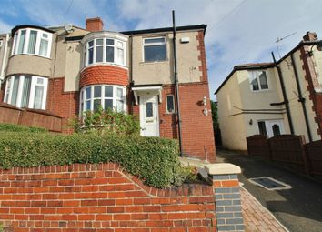 Thumbnail 3 bed semi-detached house for sale in Lyminster Road, Sheffield, South Yorkshire
