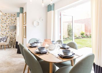 Thumbnail 3 bedroom semi-detached house for sale in Swallow Field, Roundswell, Barnstaple