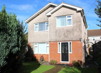 Thumbnail 4 bed detached house for sale in Brandy Cove Road, Bishopston, Swansea