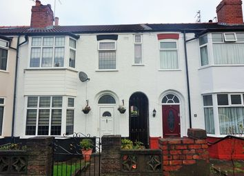 Thumbnail 3 bed terraced house for sale in Desborough Crescent, Liverpool