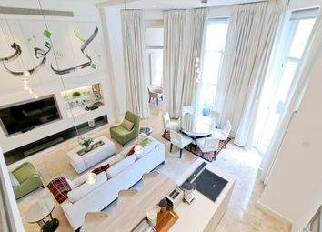 Thumbnail 4 bed flat to rent in Hyde Park Gate, South Kensington