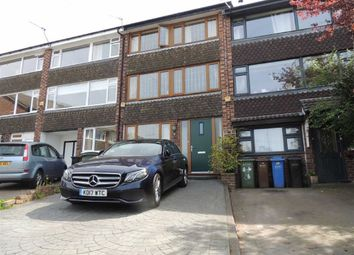 Thumbnail 3 bed town house for sale in Croxton Close, Marple, Stockport