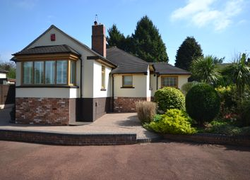Thumbnail 3 bedroom detached bungalow for sale in Stone Road, Trentham, Stoke-On-Trent