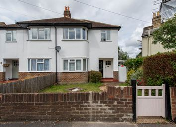 Thumbnail 2 bed flat for sale in Lavender Road, Carshalton