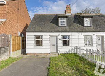 Thumbnail 2 bed cottage to rent in Kelvedon Road, Wickham Bishops