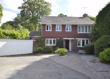 Thumbnail 4 bed detached house for sale in Fairacre, Woolton Hill, Berkshire