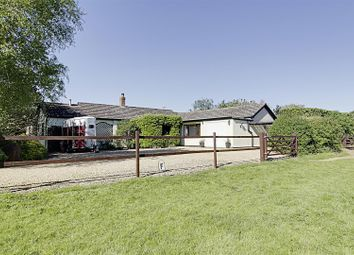 Thumbnail 3 bed detached bungalow for sale in Main Road, Deeping St. Nicholas, Spalding