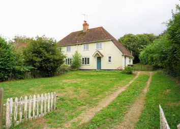 Thumbnail 2 bed semi-detached house for sale in Preston Candover, Basingstoke