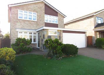 Thumbnail 4 bedroom detached house for sale in The Butts, Turnford