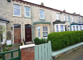 Thumbnail 3 bed terraced house for sale in Gladstone Street, Scarborough