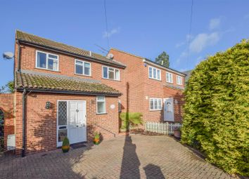 Thumbnail 4 bed semi-detached house for sale in Clyde Road, Hoddesdon