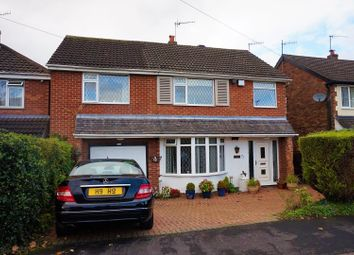 Thumbnail 4 bed detached house for sale in Meadow Lane, Trentham, Stoke-On-Trent