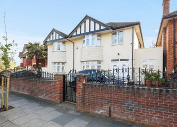 Thumbnail 6 bed detached house for sale in East Acton Lane, East Acton, London