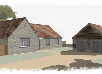 Thumbnail 4 bed detached bungalow for sale in Tuckers Lane, Baltonsborough, Glastonbury