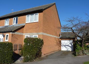 Thumbnail 3 bed semi-detached house to rent in Kestrel Way, Bicester